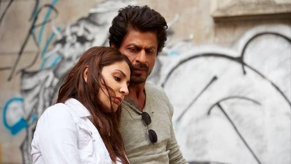 Jab Harry Met Sejal,Toilet Ek Prem Katha,Shah Rukh Khan