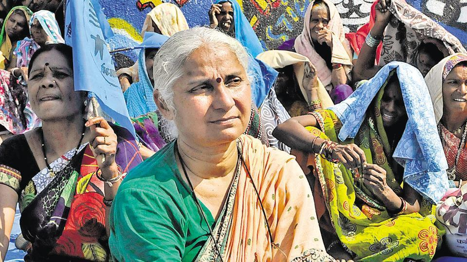 Speaking to HT's Neeraj Santoshi, Patkar said that she will not break her fast until officials assure that they will rehabilitate those displaced by Sardar Sarovar Dam