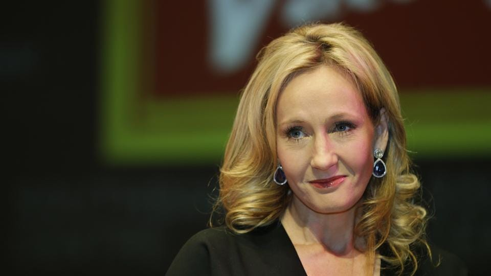 World's richest authors,Forbes's list,JK Rowling