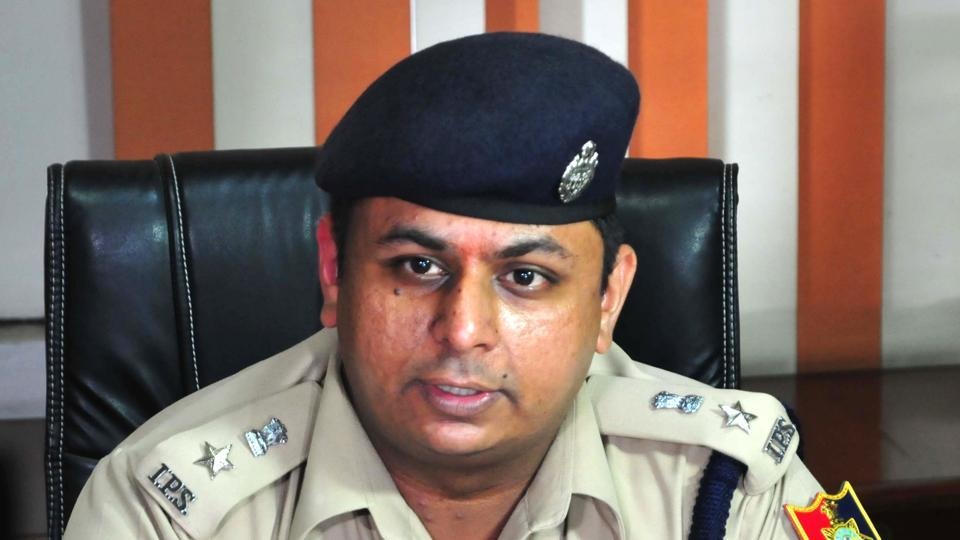 Chandigarh stalking,Chandigarh police,haryana BJP chief