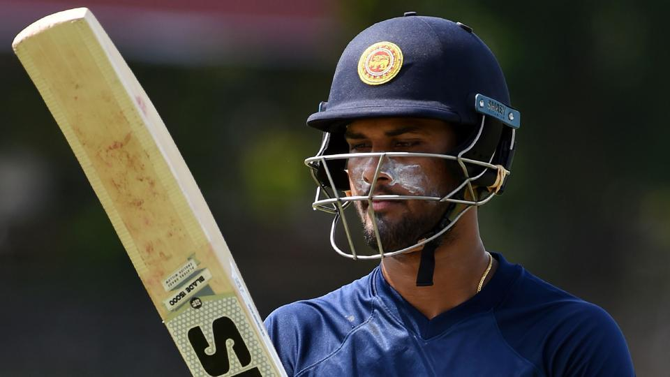 Dinesh Chandimal, Sri Lanka captain, failed with the bat in the Colombo Test against India -- which the hosts lost by an innings and 53 runs.