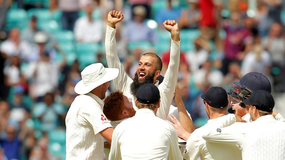 Moeen Ali's all-round show guided England to a 3-1 series win against South Africa.