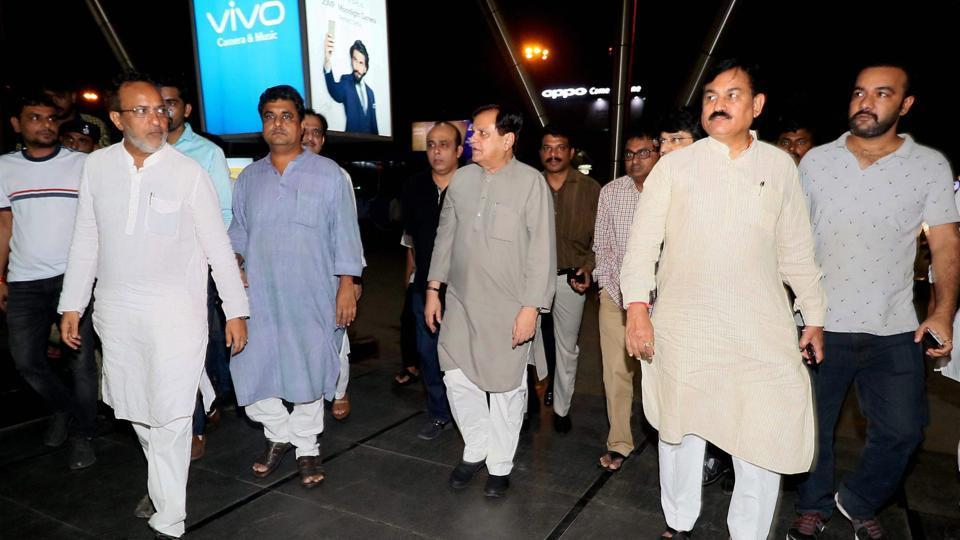 Chandigarh Stalking,Gujarat,Rajya Sabha Polls