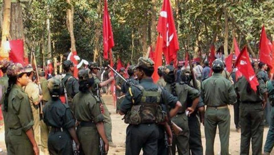 Rebels assemble for the CPI (Maoist)'s ninth Congress at an undisclosed place in Chhattisgarh recently.