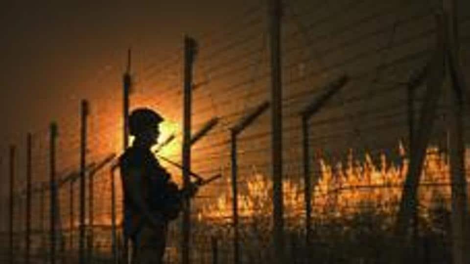 Pakistan,border,India