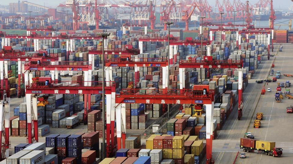 China,China Trade,Chian's import