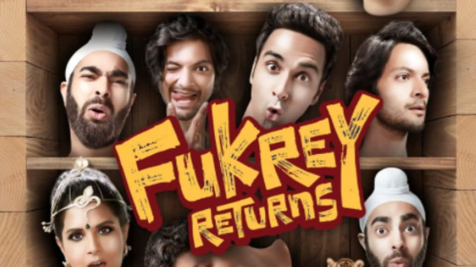 Fukrey Returns,Fukrey Returns teaser,Fukrey 2 teaser