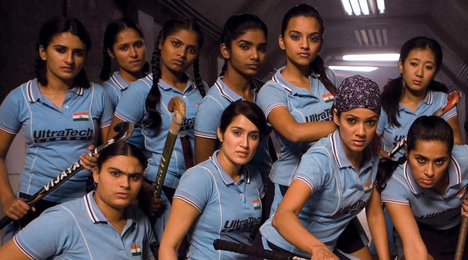 Chak De! India released in 2007 and marked the debut of 16 young girls.