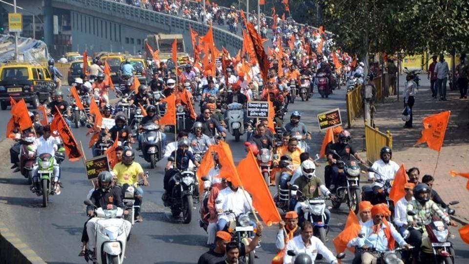 The organiser — Sakal Maratha Samaj (SMS), the umbrella body of various Maratha community organisations — has asked participating Marathas to reach out to at least 50 members daily and convince them to attend the rally.