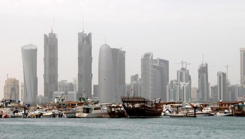 Qatar,UAE,Gulf Diplomatic Crisis