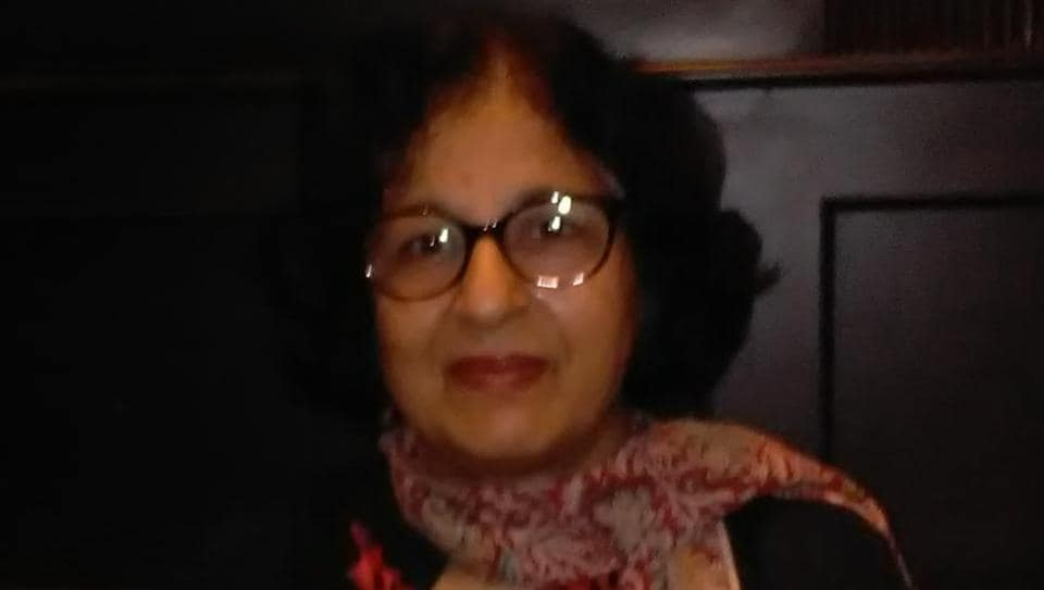 Dr Mohini Khot is the head, Department  of English at St Mira's College, Pune