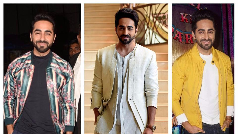 Ayushmann Khuranna has been cementing his style credentials appearance after appearance.