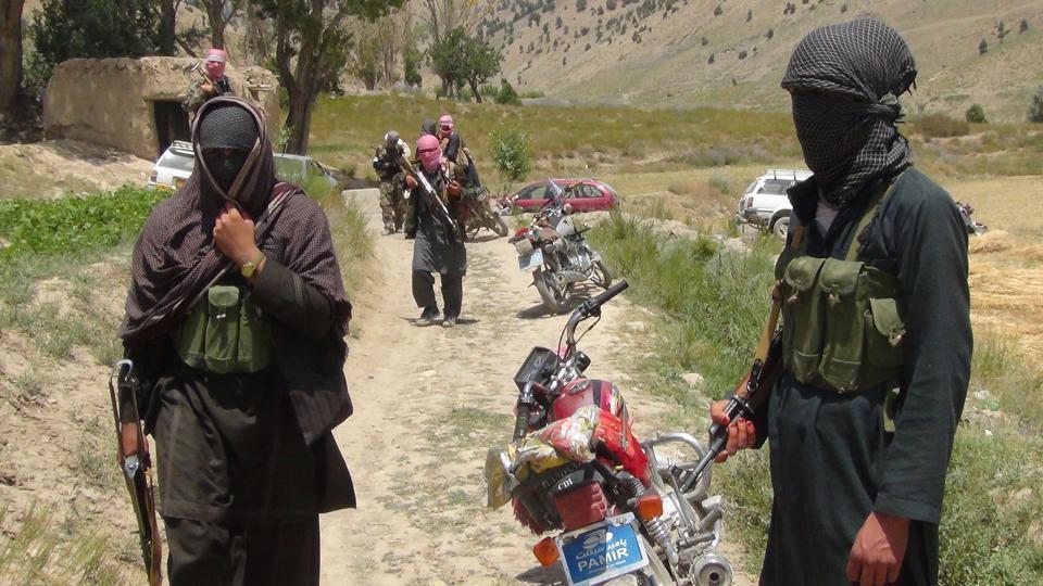 Afghanistan,Taliban,Islamic State