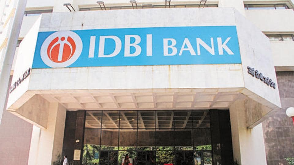 The IDBI Bank building photographed in Mumbai.  IDBI's distress is reflective of India's banking system as a whole