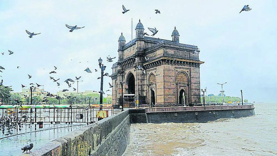 The incident occurred near Gateway of India.