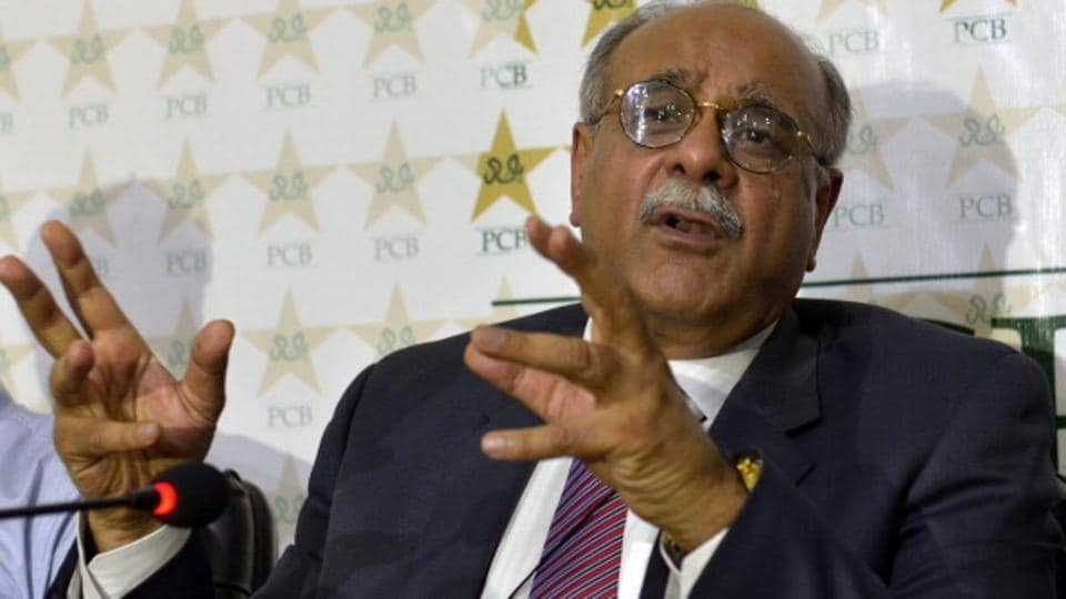 Najam Sethi was elected as the new chairman of Pakistan Cricket Board.