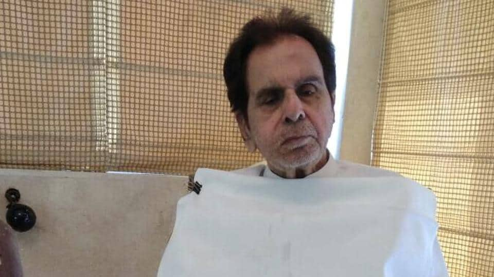 Dilip Kumar was admitted in hospital due to kidney issues.
