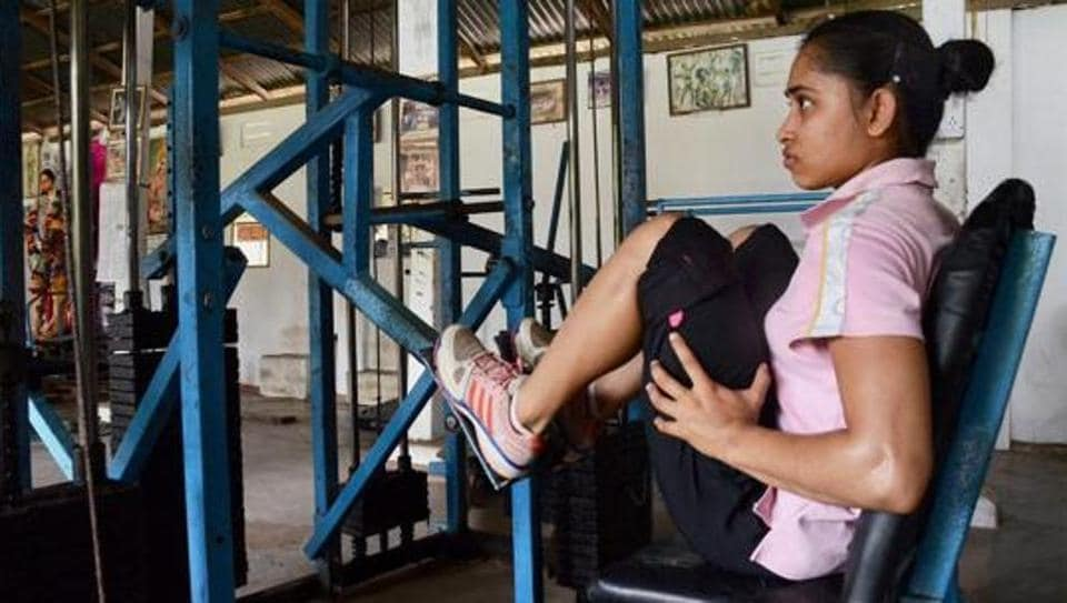 Dipa Karmakar is focused on giving her best at the upcoming Commonwealth Games gymnastics.
