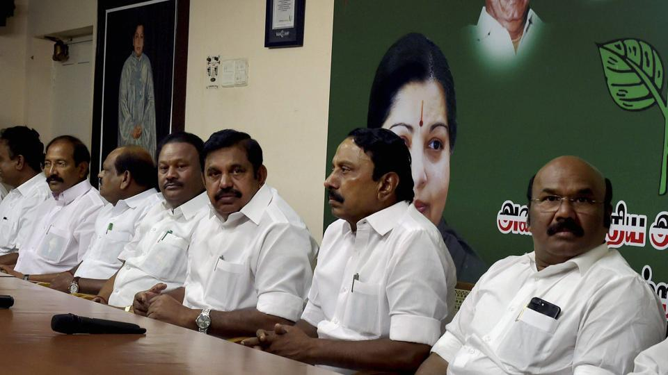 AIADMK dumps TTV Dinakaran as Deputy General Secretary