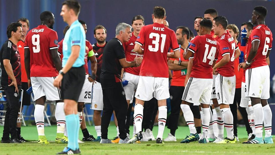 However, Manchester United had strengthened significantly over the summer and the Europa League champions are not pushovers.  (AFP)