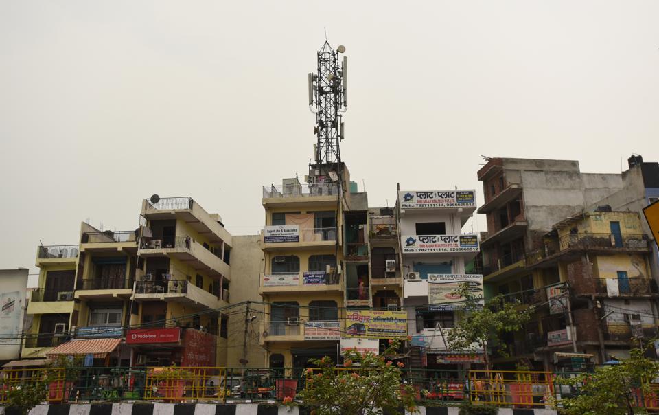 Noida,Noida news,Noida mobile towers
