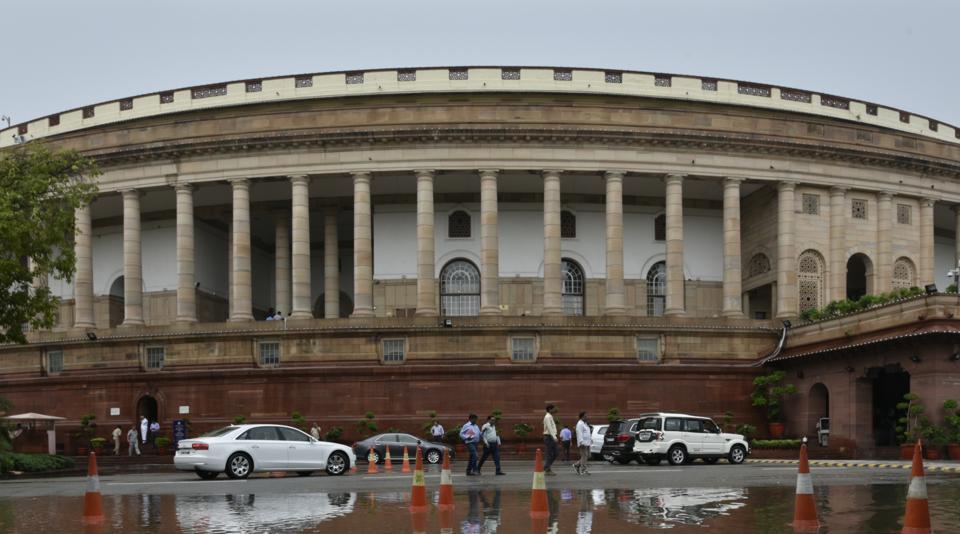 Lok Sabha,Sumitra Mahajan,Quit India movement