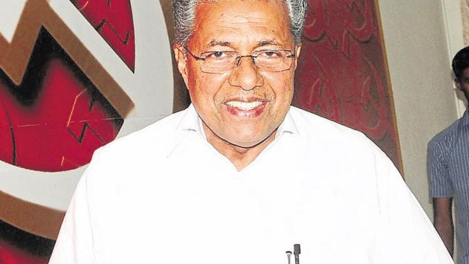 Kerala chief minister Pinarayi Vijayan has claimed that new of Kerala being a trouble-torn state was political propaganda.