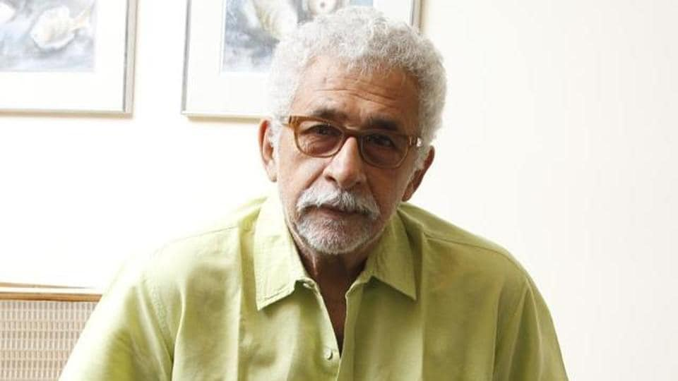Actor Naseeruddin Shah will soon be seen in the film Hungry.