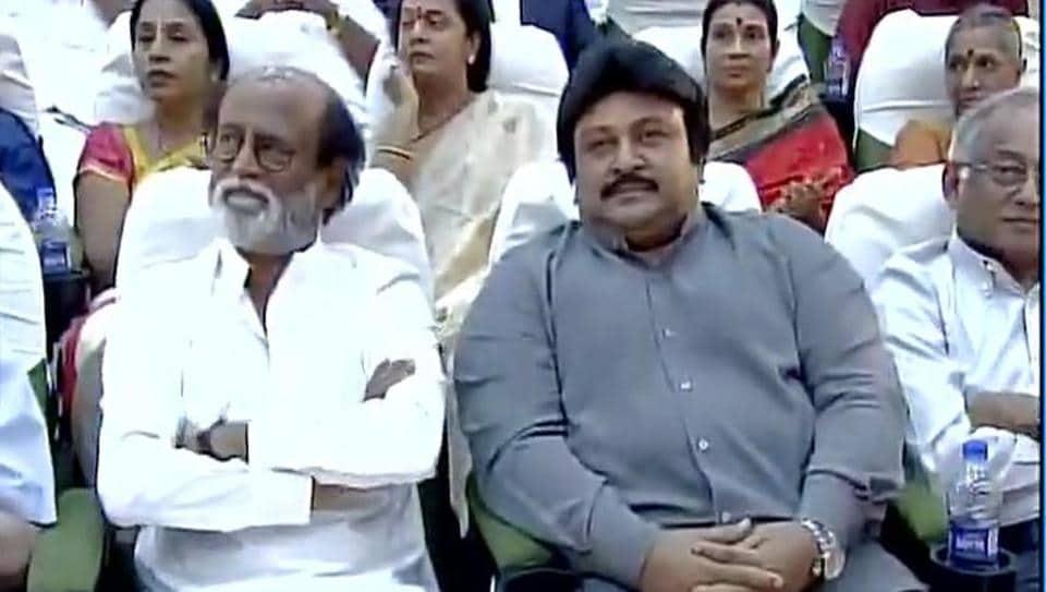 Kamal Haasan,Rajinikanth,DMK