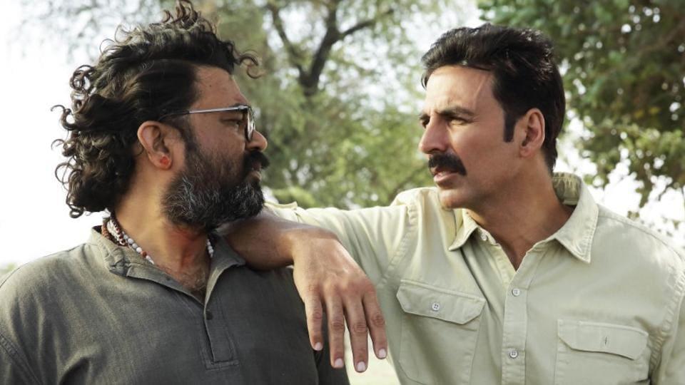 Shree Narayan Singh's directorial debut Toilet: Ek Prem Katha stars actors Akshay Kumar and Bhumi Pednekar.