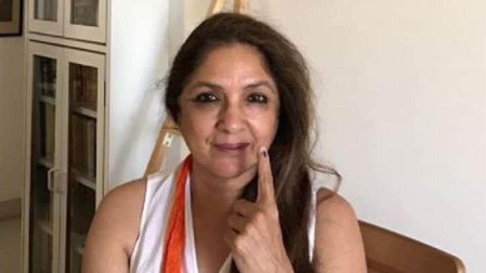 Neena Gupta,Saans,TV Actor