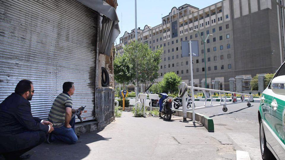 ISIS killed at least 18 people in attacks on parliament in Tehran and the mausoleum of Ayatollah Khomeini on June 7.