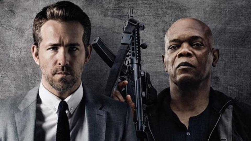 Hitman's Bodyguard,Ryan Reynolds,Samuel L Jackson