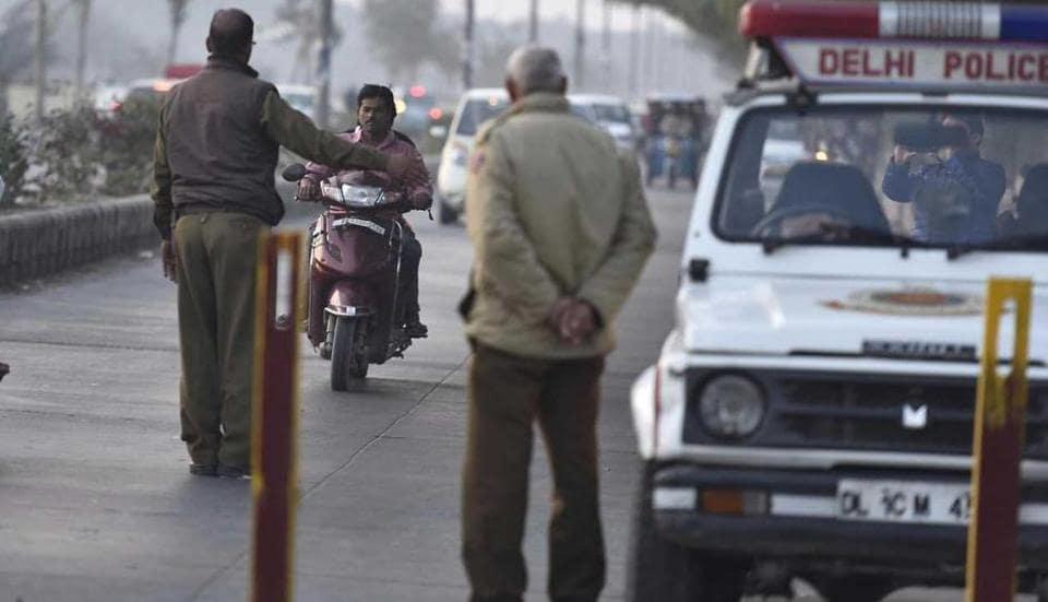 Delhi news,Delhi police,Gypsy