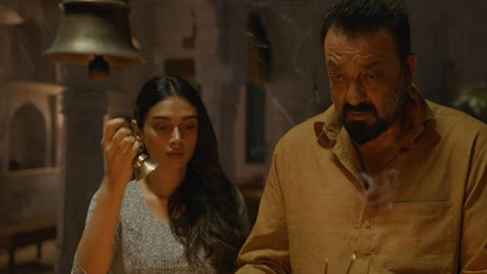 Bhoomi trailer,Sanjay Dutt,Aditi Rao Hydari