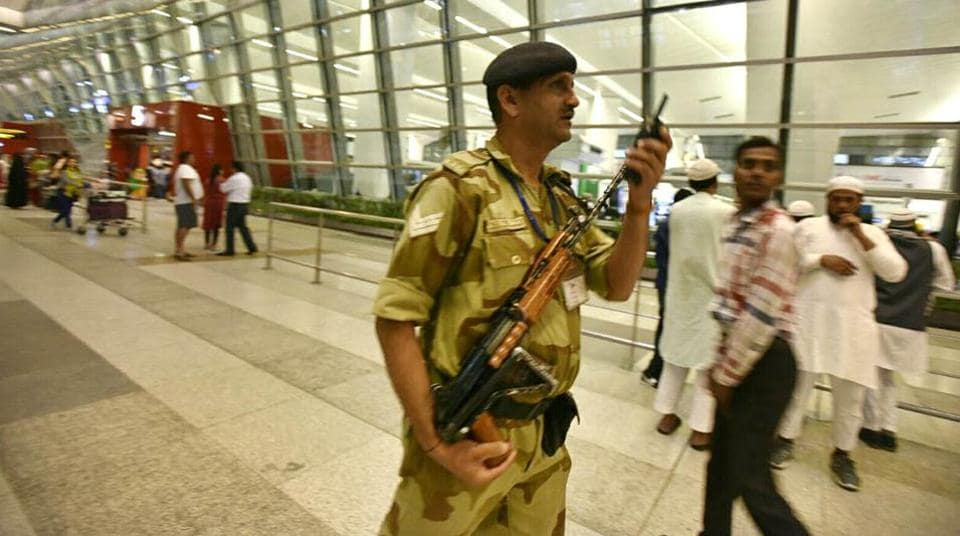 The ministry has proposed to create a consolidated fund to meet the security expense at Delhi airport.