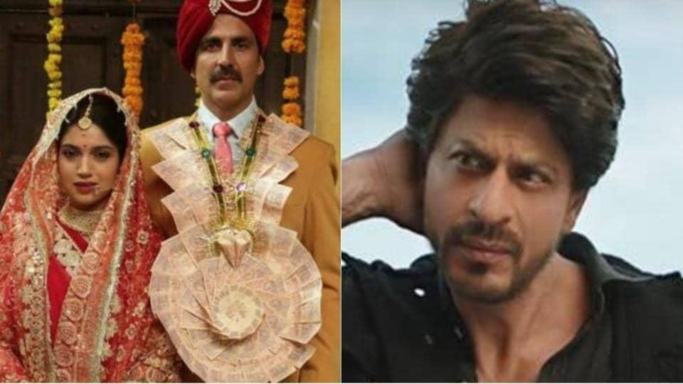 Akshay Kumar's Toilet Ek Prem Katha releases just a week after Shah Rukh Khan-starrer Jab Harry Met Sejal.