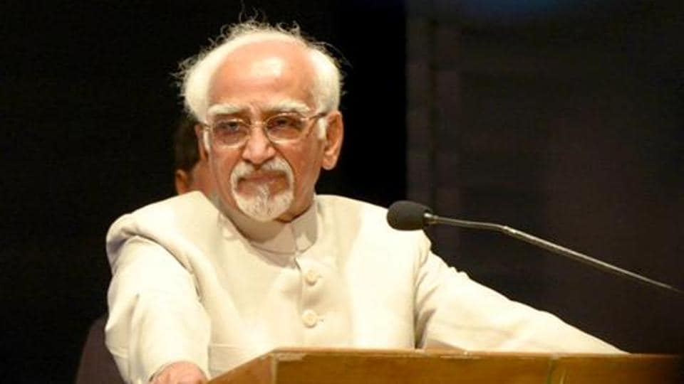 Ansari accorded warm farewell as Rajya Sabha Chairman