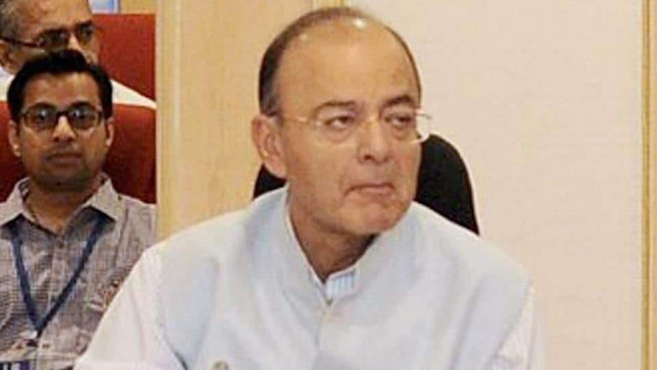 Union Minister for Finance, Corporate Affairs and Defence, Arun Jaitley