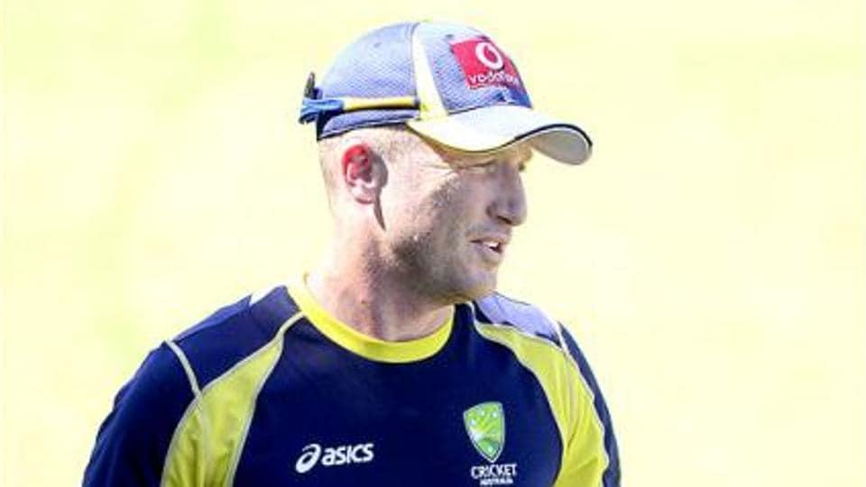 Brad Haddin,Greg Blewitt,Australia national cricket team