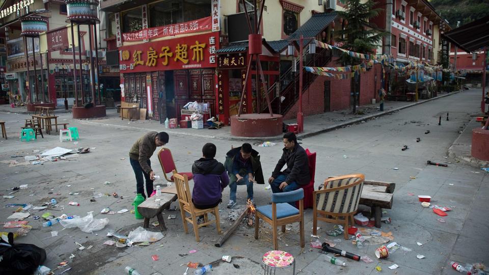 China,China Earthquake,Sichuan