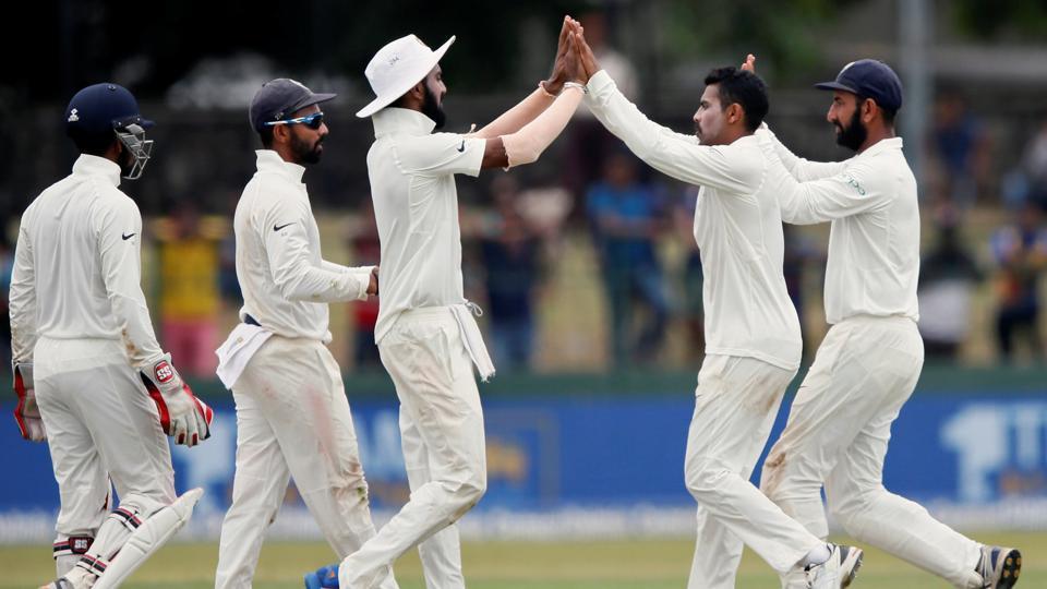 Live streaming of India vs Sri Lanka, 3rd Test, Pallekele, Day 1 was available online. India were 329/6 at stumps on Day 1. Shikhar Dhawan slammed his sixth century while Malinda Pushpakumara took three wickets.