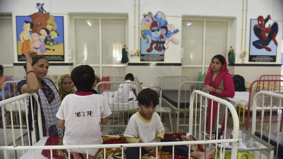 Mumbai,Hospitals,paediatric wards