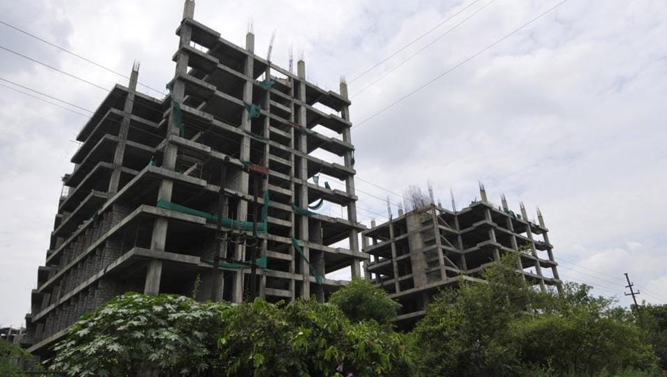 Under-construction projects to come under RERA ambit, in Greater Noida, India, on July 26, 2017.
