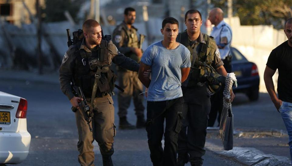 Israel demolishes Palestinian attackers' homes as a policy aimed at deterring future attacks.