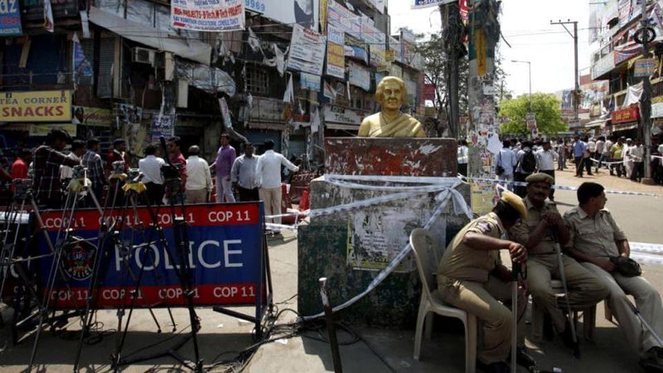 Hyderabad blast,suicide blast,2005 blast