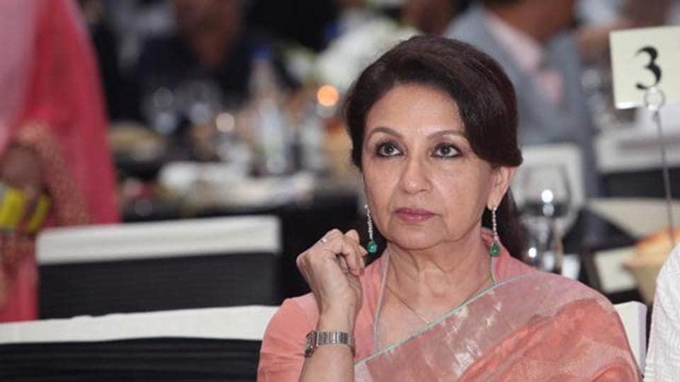 Sharmila Tagore,Mansoor Ali Khan Pataudi,Saif Ali Khan