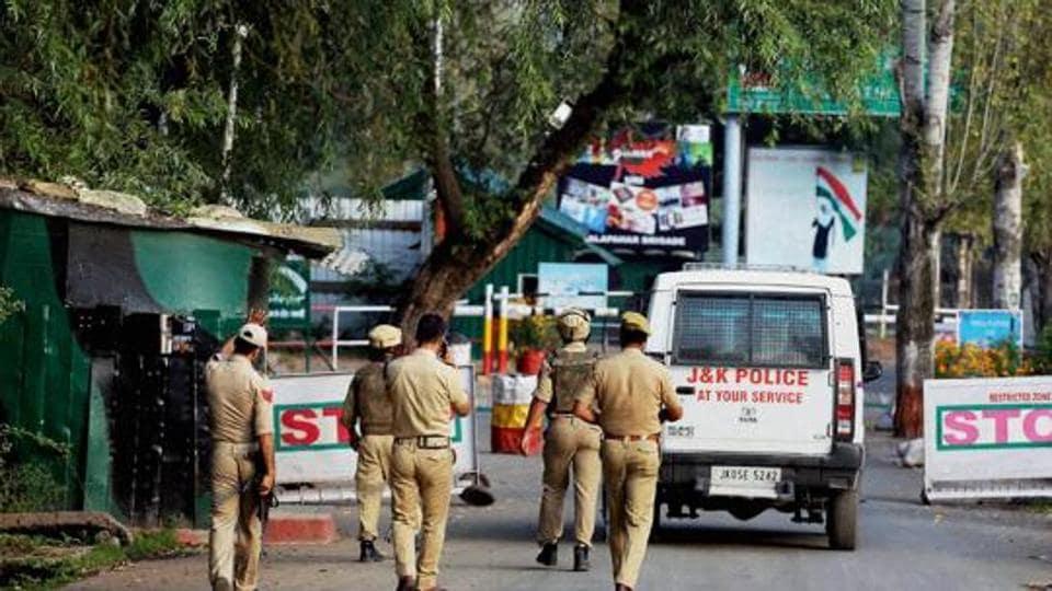 Terror funding case,Hawala case,Srinagar