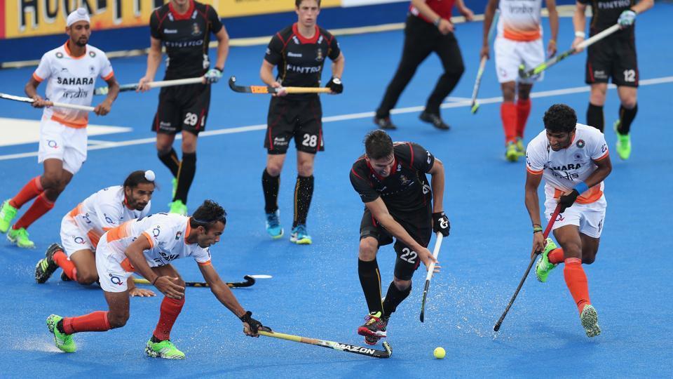 India men's national hockey team,Belgium mens national hockey team,India vs Belgium
