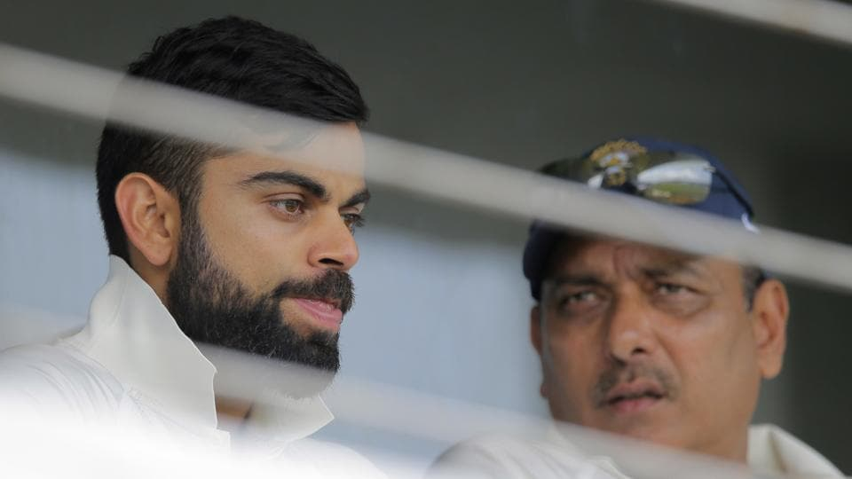 Ravi Shastri's job has been described as one of a 'buddy and mentor' by the BCCI.